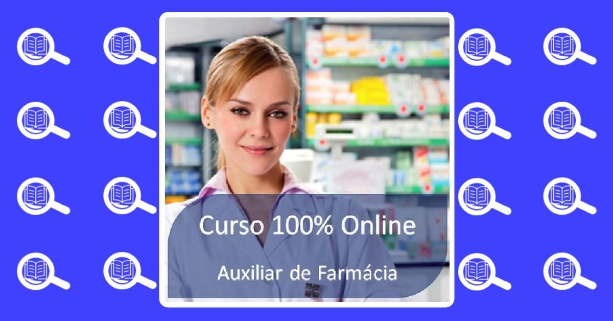 curso asistente de farmacia